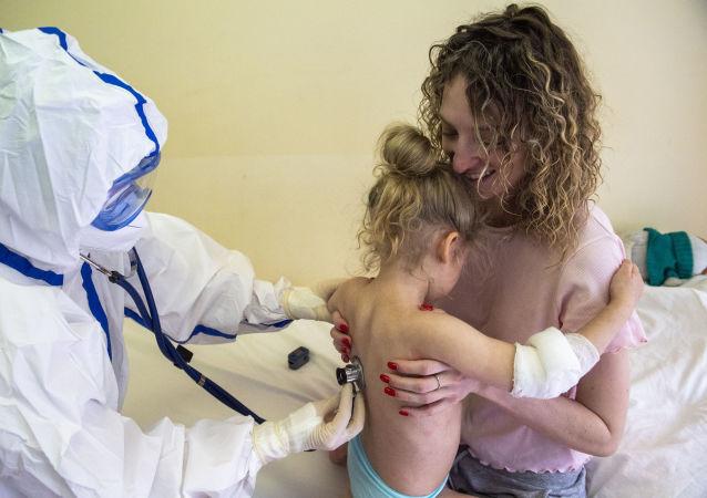 从新冠中康复的儿童会面临何种致命危险?