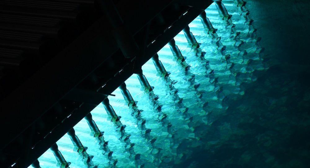 紫外线水消毒