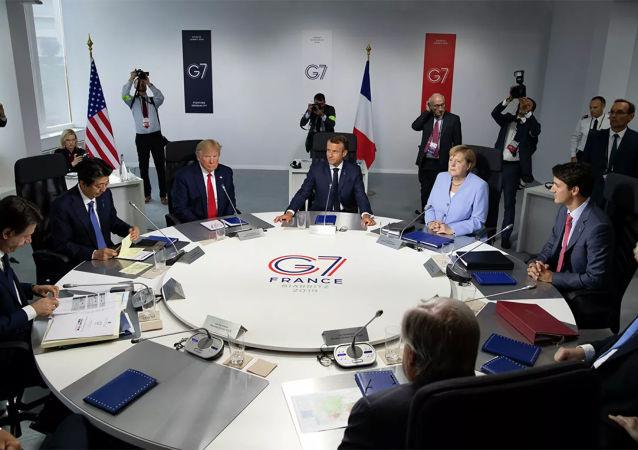 克宫:有关邀请普京参加G7峰会的所有细节将通过外交渠道协商