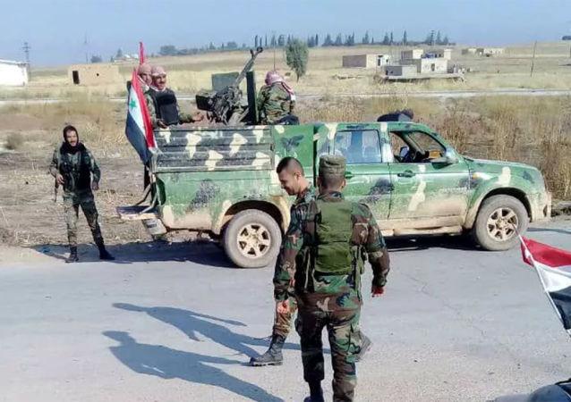 叙利亚军方