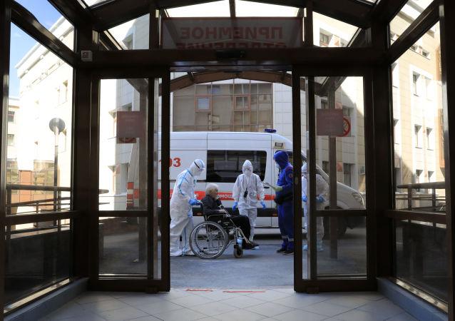 俄41个联邦主体急性病毒性呼吸道感染发病率超过临界值