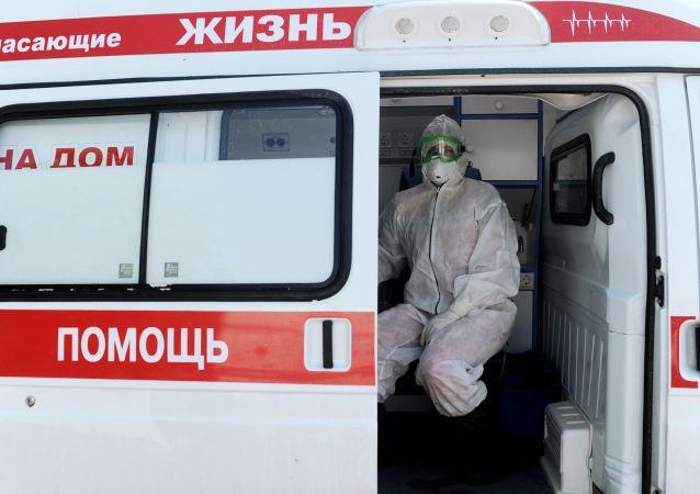 俄卫生部建议对所有就医者进行新冠病毒特异抗体检测
