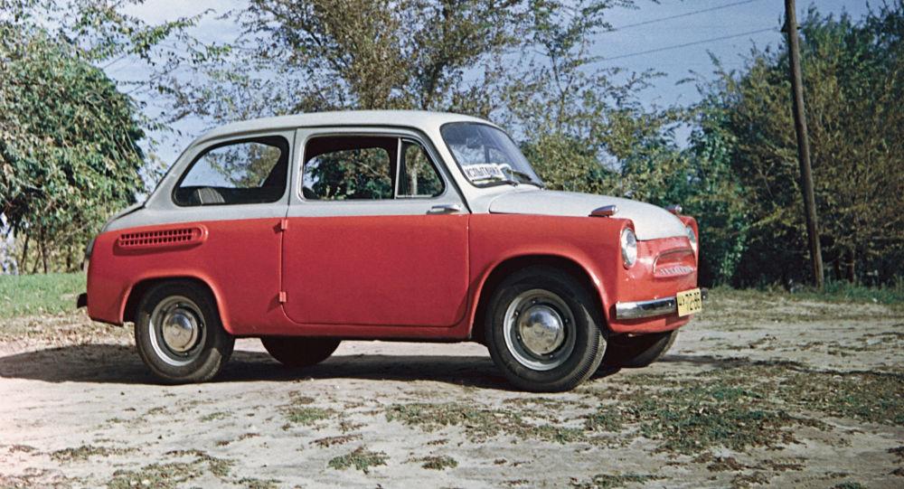 扎波罗热人牌汽车售出价与丰田新车一样