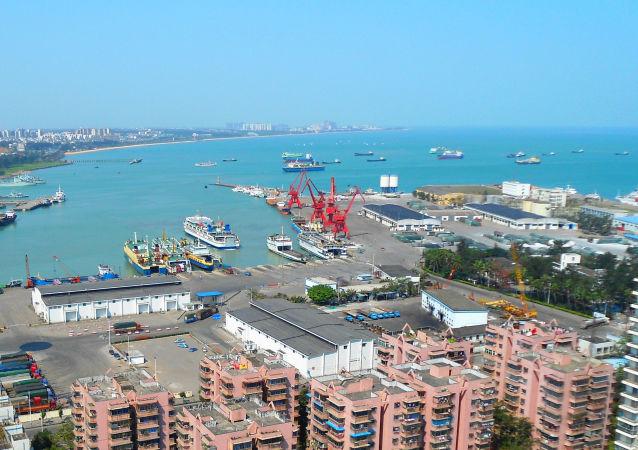 海南国际经济发展局官员:海南自贸港可成为俄罗斯产品进入中国市场的贸易新平台