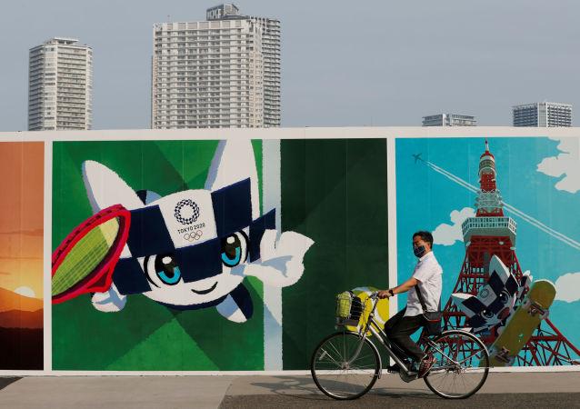 日本首相称明年的奥运会将规模完整地举办