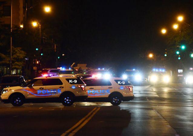 俄驻纽约总领事馆:攻击领馆男子被捕获释后继续投掷石块