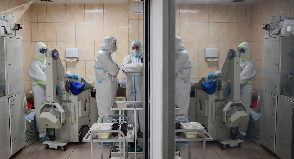 俄卫生部:俄罗斯已成功扭转新冠疫情形势