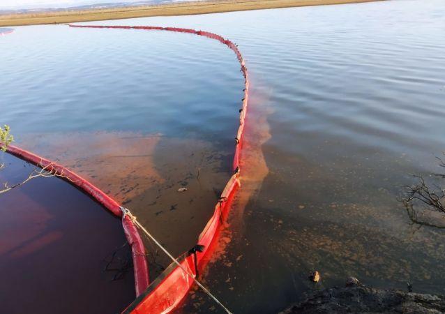 俄专家:诺里尔斯克热电站泄露出的柴油绝对不会流入喀拉海