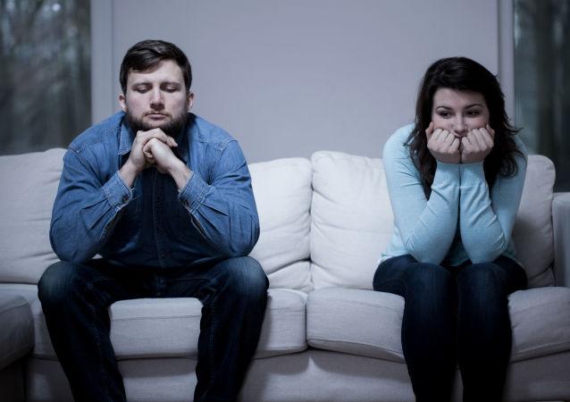 信任缺失大流行——离婚之疫