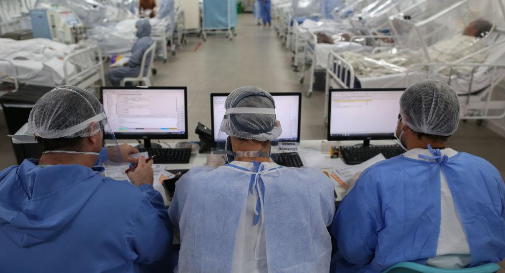 世卫组织:全球新冠肺炎确诊病例超1230万例