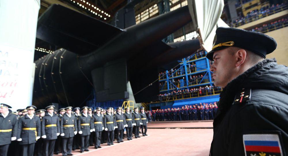 俄罗斯测试无人潜艇,航母将苍白无力