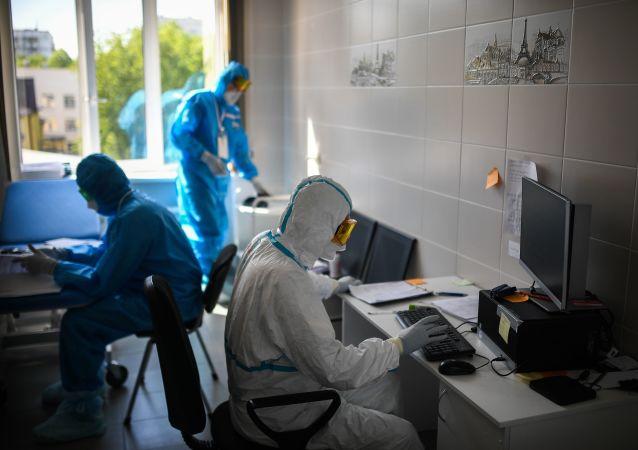 俄蒙两国总统讨论新冠抗疫问题