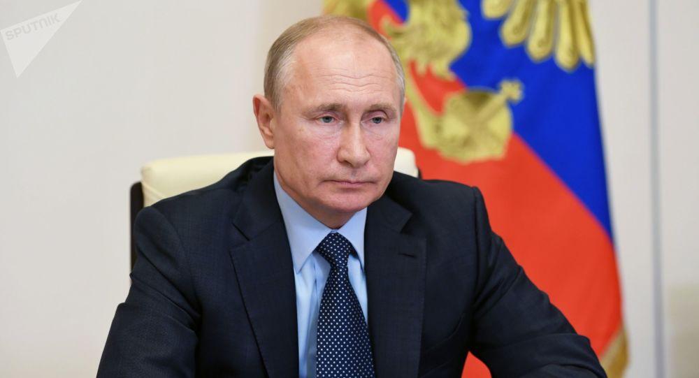 普京称五核国领导人均支持俄方举行峰会的倡议