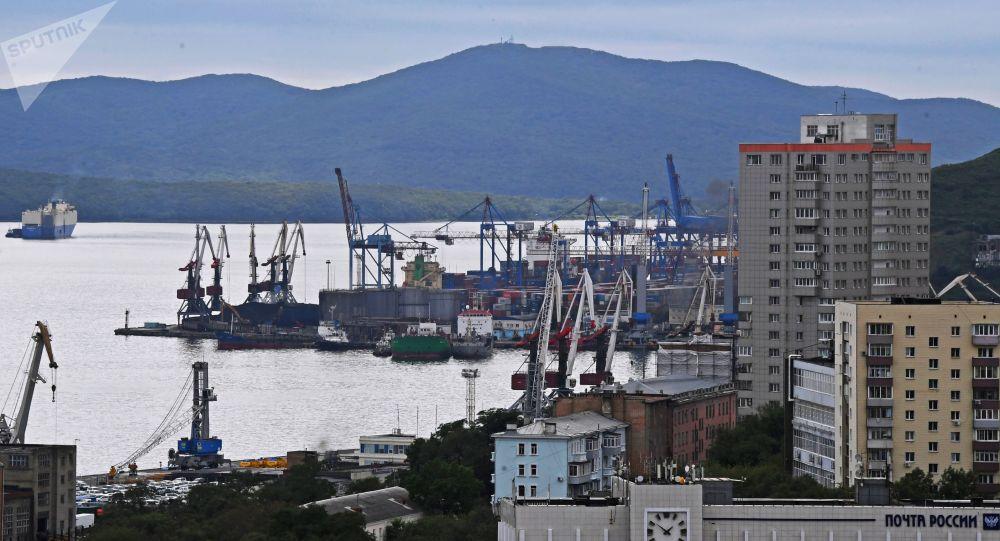 俄滨海边疆区符拉迪沃斯托克