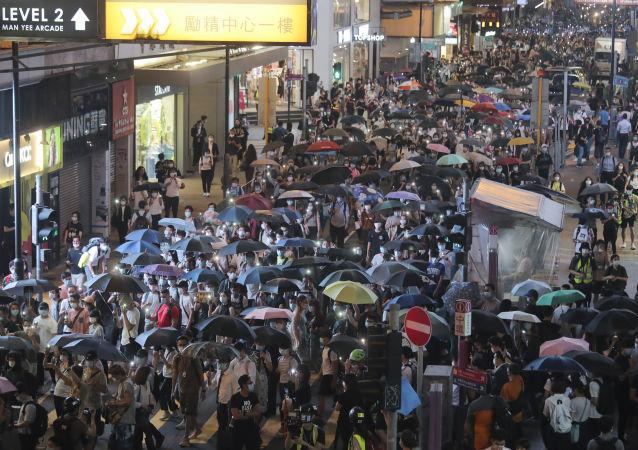 """中国驻加拿大大使:强烈敦促加方不向香港暴乱分子提供所谓""""政治庇护"""""""