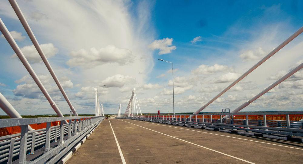 布拉戈维申斯克—黑河公路大桥