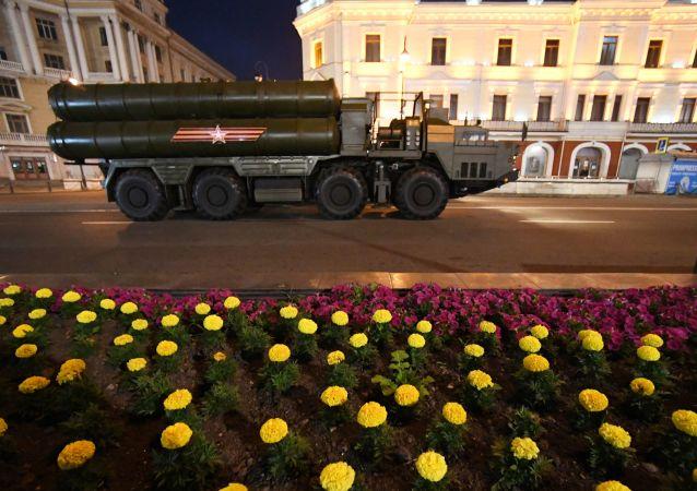 军事装备已被调往莫斯科以作阅兵之用