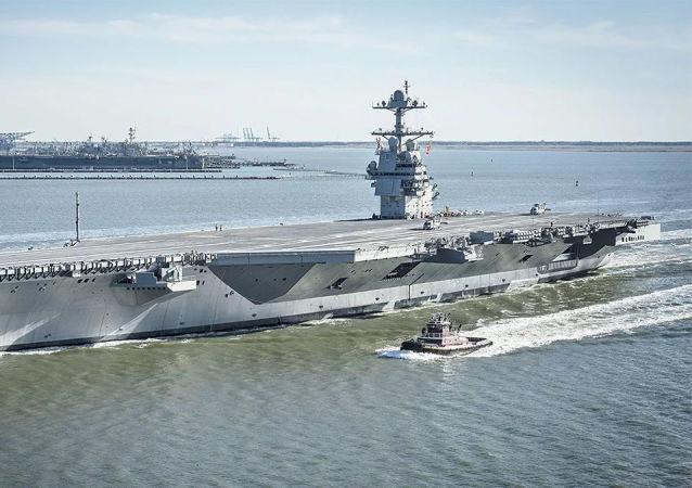 美国航空母舰