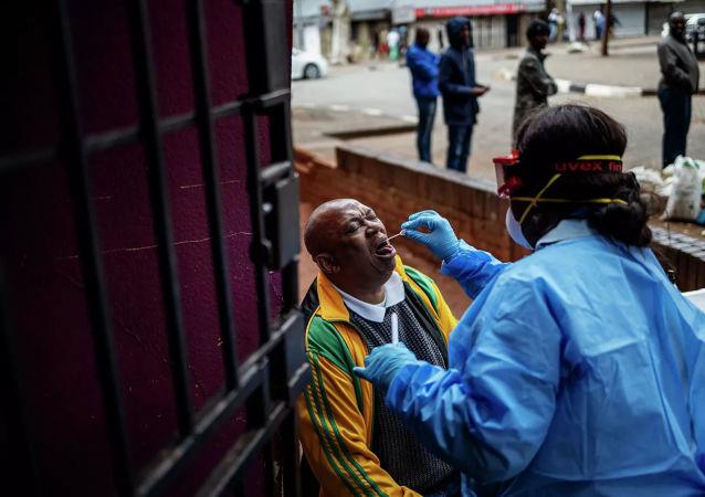 世卫组织:非洲新冠病毒感染死亡病例已超过9000例