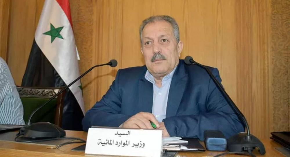 叙利亚总统新闻局:叙水资源部长被任命为代理总理