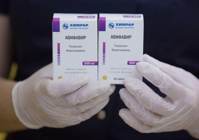 俄直投基金:俄产抗新冠药物已销往15个国家