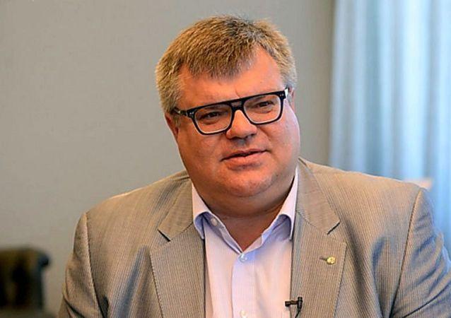 白俄总统候选人巴巴里科被羁押在国家监督委员会侦讯隔离室