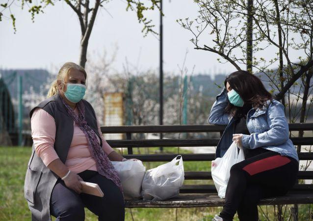 亚美尼亚单日新增新冠病毒感染病例超过350例