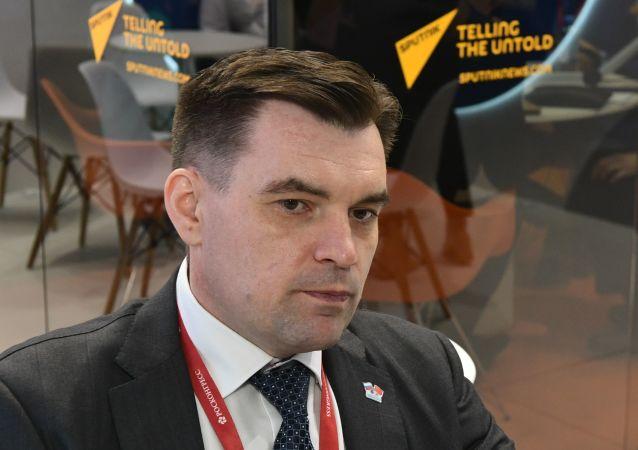 俄罗斯驻华商务代表伊纽申