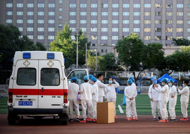 北京已完成核酸检测768.7万人