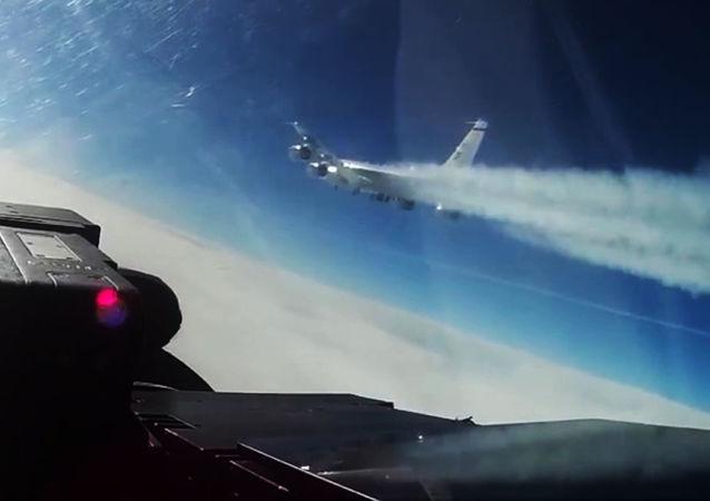 """俄罗斯成功拦截北约战机暴露出北约""""不可思议的错误"""""""
