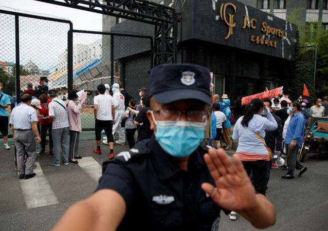 百事公司北京大兴厂区出现聚集性疫情 已停产停业