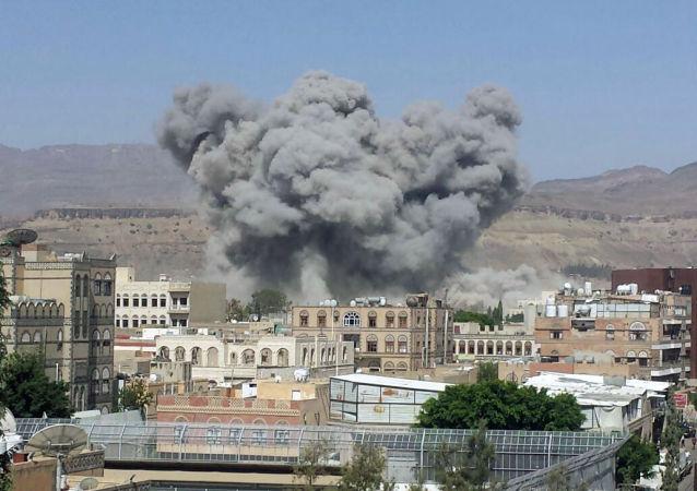 胡塞武装称也门北部有11名平民在沙特的空袭中丧生
