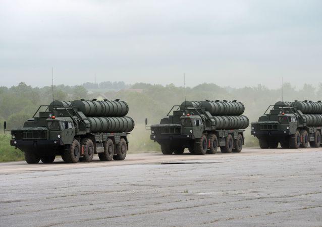 """""""凯旋""""S-400在萨哈林投入战斗值班"""