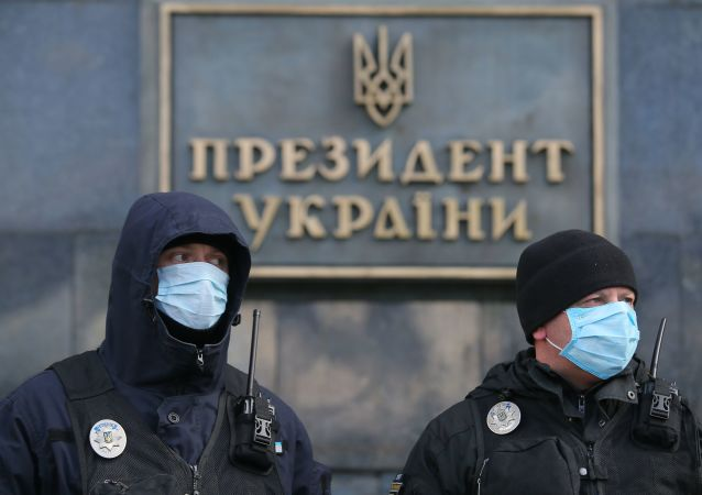 乌克兰总统府
