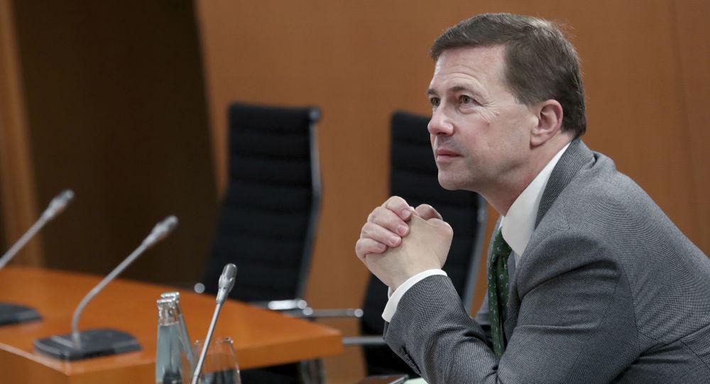 """德国政府将白俄目前情况称为""""迫害潮"""""""