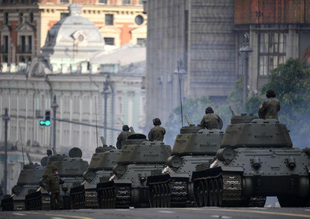 中国媒体高度评价即将到来的红场阅兵:展现出了俄罗斯的勇气