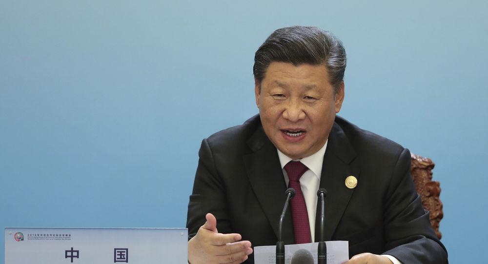 习近平:中方将为东盟抗疫基金提供资金支持