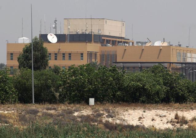 美国驻伊拉克大使馆
