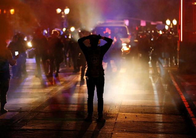 脸书和推特没有找到外国干涉美国抗议活动的证据