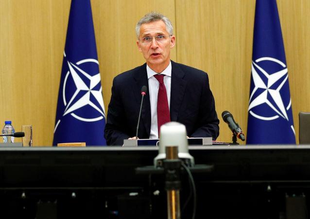 北约秘书长:北约认为俄美签署新的削减战略武器条约为重要之举