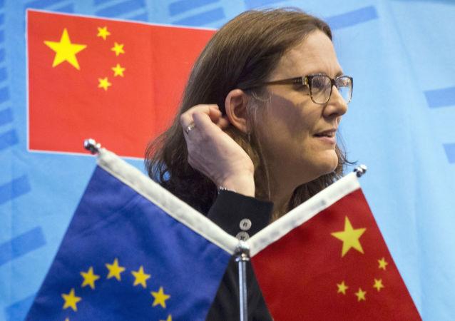 外媒:欧盟借发展对华关系保留独立于华盛顿的外交自主权