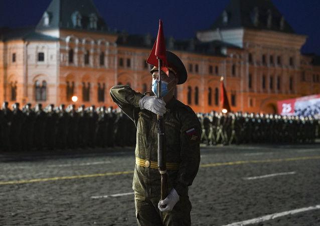 或将对出席莫斯科胜利日阅兵的国家领导人名单进行调整