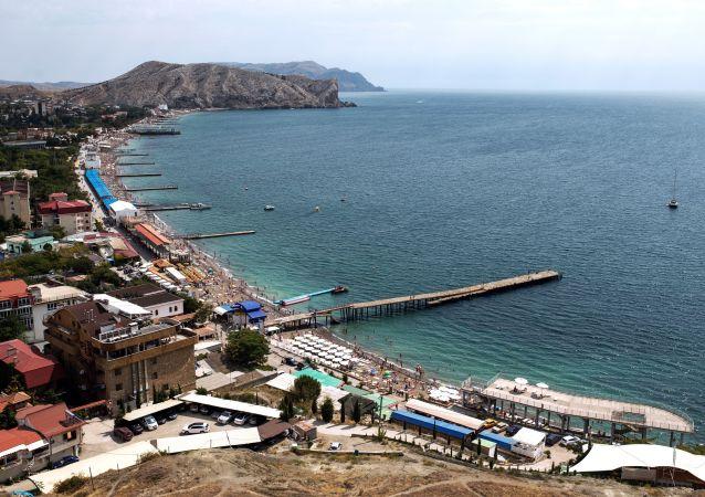 俄克里米亚, 黑海