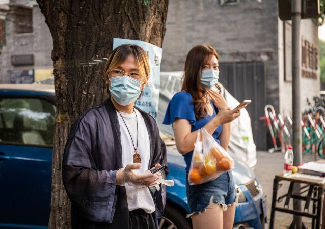 中国当局对北京暴发的疫情及时采取专业应对措施