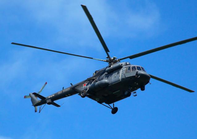 俄企业:开始量产民用型北极直升机