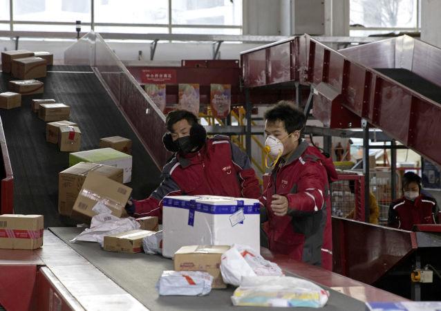 新冠肺炎疫情助力中国阿里巴巴集团进行创纪录的清仓大甩卖