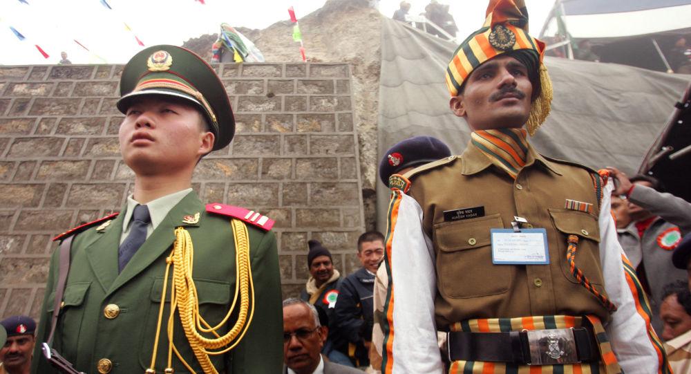 中国外交部:中印两国正在举行边境事务磋商和协调工作机制第19次会议