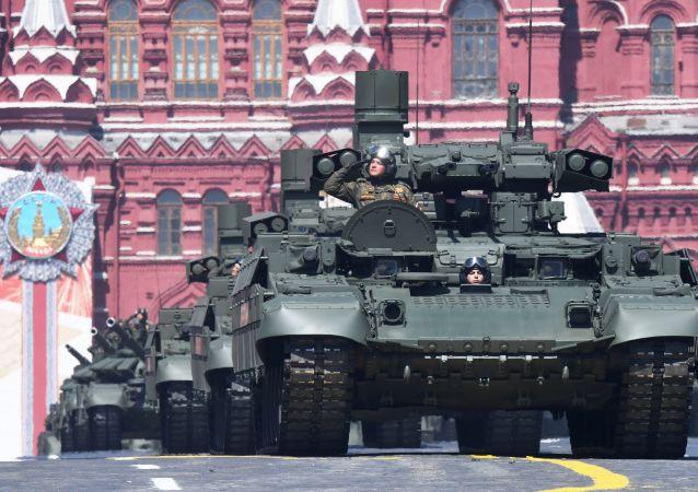 莫斯科胜利阅兵式