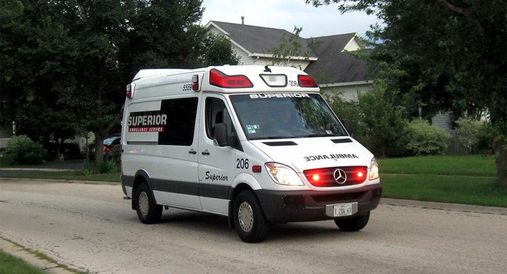 美国急救车