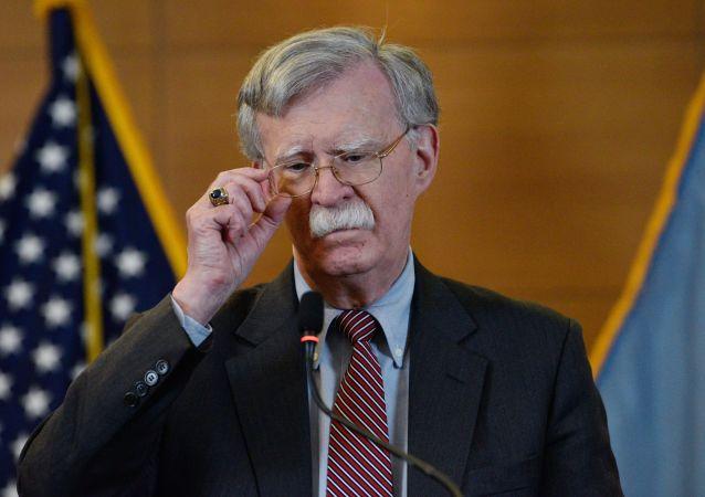 美国总统前国家安全顾问博尔顿